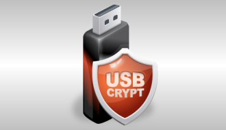 USBCrypt software